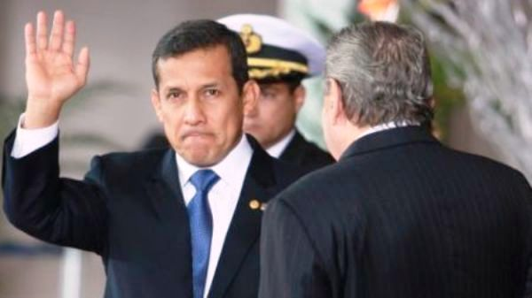 Ollanta Humala lima