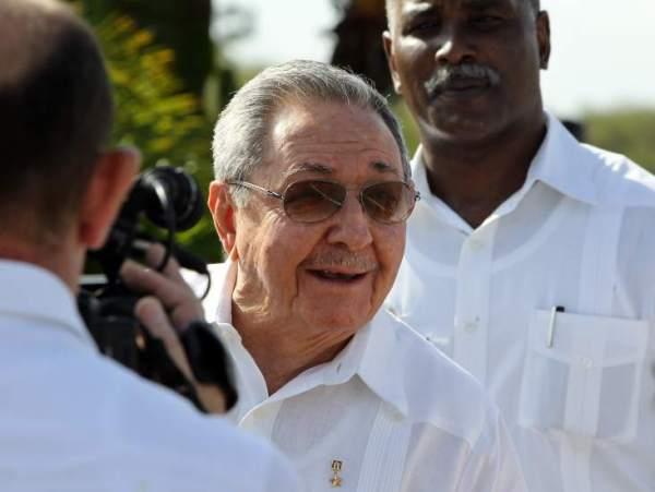 Raul Castro. Foto de Archivo: La República.