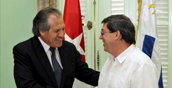 Relaciones con Cuba