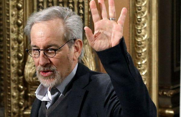 Steven Spielberg, director de cine.