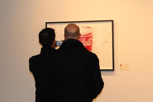 Warhol online