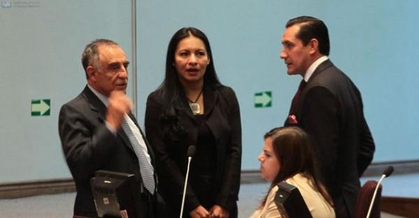 QUITO 21 DE FEBRERO DE 2013. Asamblea Nacional en el Pleno. FOTOS API / JUAN CEVALLOS.