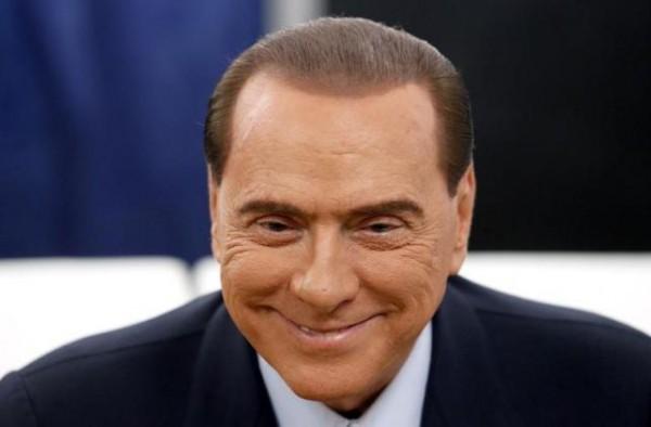 Silvio Berlusconi. Foto: Archivo