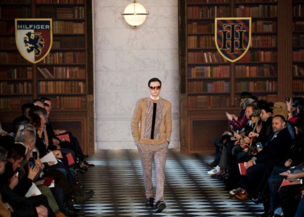 hilfiger ny fashion week