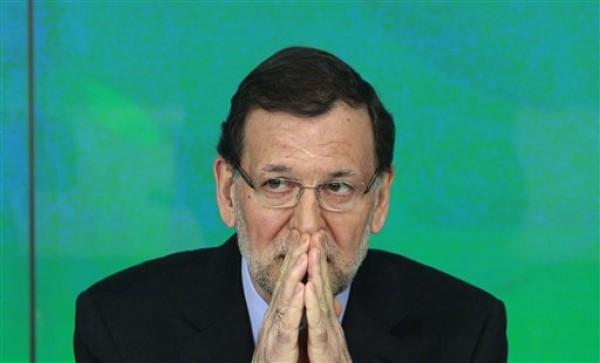 Mariano Rajoy, presidente del gobierno español. Foto de Archivo, La República.