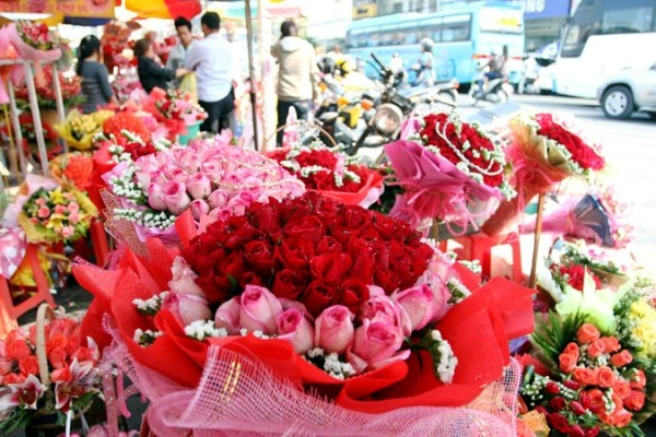 rose-valentine day