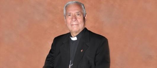 Monseñor Fausto Trávez, presidente de la Conferencia Episcopal Ecuatoriana. Foto de Archivo, La República.