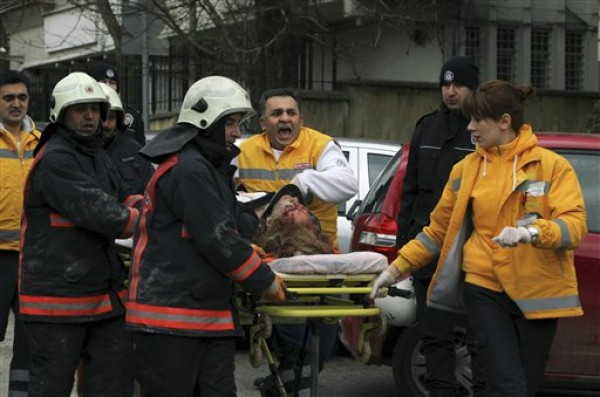 TURQUIA-EXPLOSION