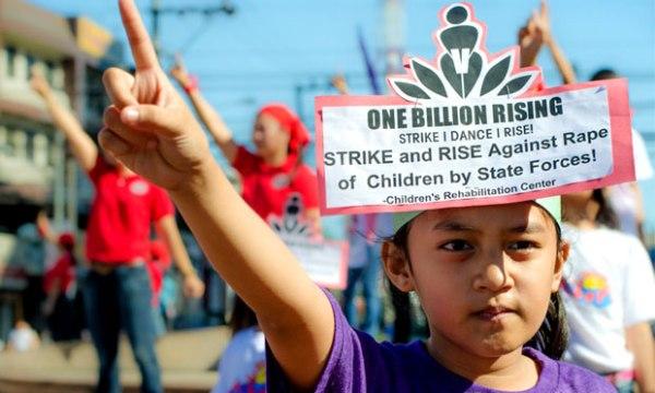violencia contra niña