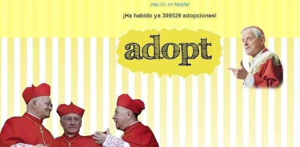 Adopta un cardenal