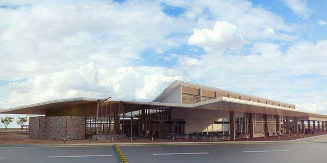 Aeropuerto Ecologico en Galapagos