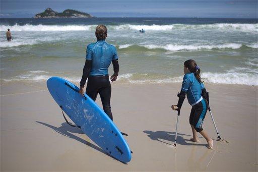 SURFERS CON INCAPACIDADES