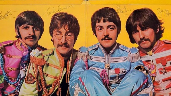 Beatles album St Peper