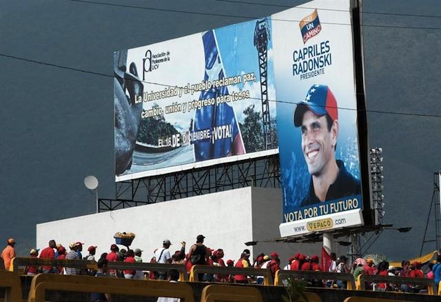 Capriles presidente