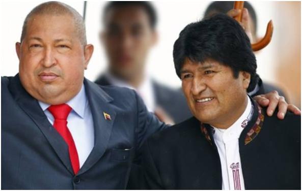 Chavez y Morales