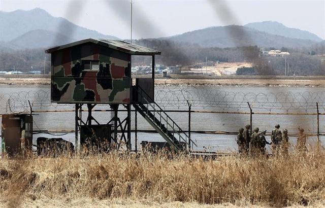 Conflicto Corea