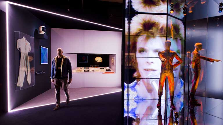 David Bowie Expo