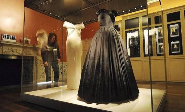 Diana de gales vestidos