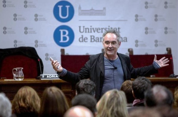 Ferran Adrià Bullipedia