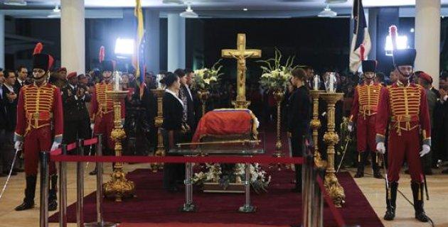 Funeral de Chavez