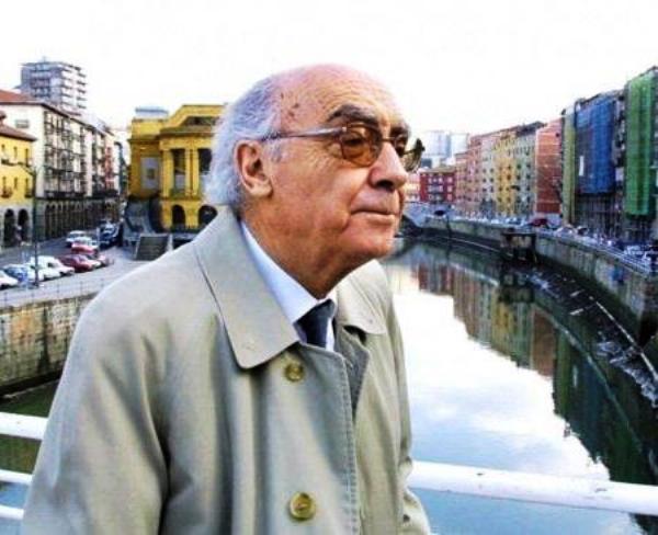 Jose Saramago, escritor portugués y premio Nobel de Literatura. Foto de Archivo, La República.