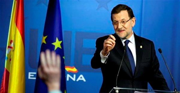 Mariano Rajoy, presidente español. Foto de Archivo, La República.