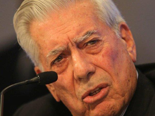 Mario Vargas Llosa chavismo