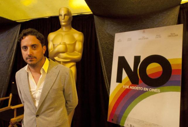 Pablo Larraín, cineasta chileno. Foto de Archivo, La República.