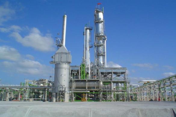 Planta de Gas Licuado