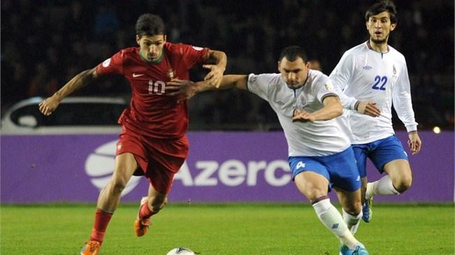 Portugal vs Azerbaiyán