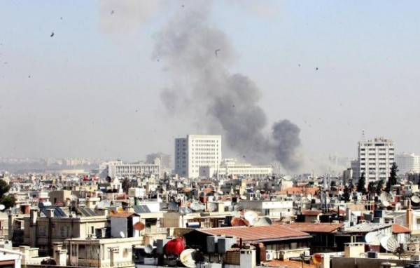 Siria Ataques