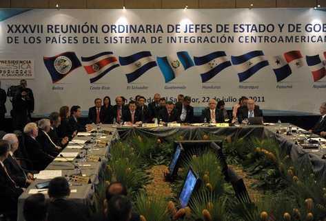 Sistema Integracion Centroamericana. Foto de Archivo, La República.