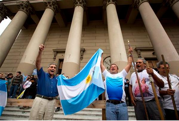 alegría argentina