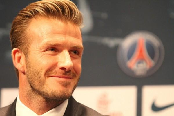 Foto de archivo. David Beckham. Foto EFE.