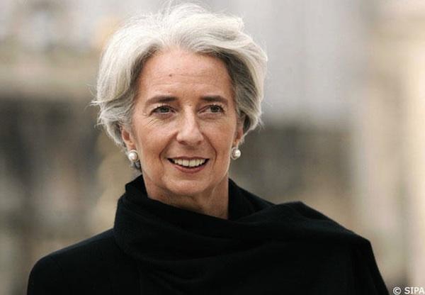 Christine Lagarde. Foto Archivo: La República.