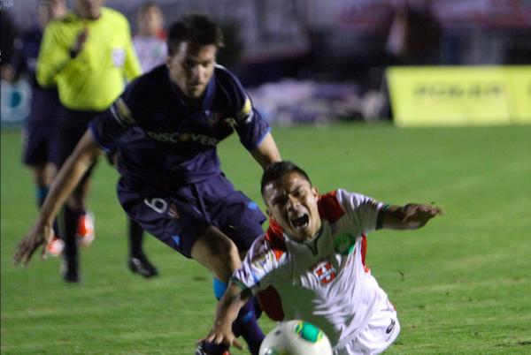 Liga de Loja y Liga de Quito. API