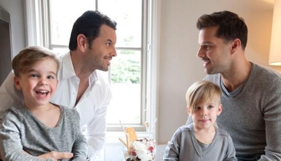 matrimonio gay con hijos