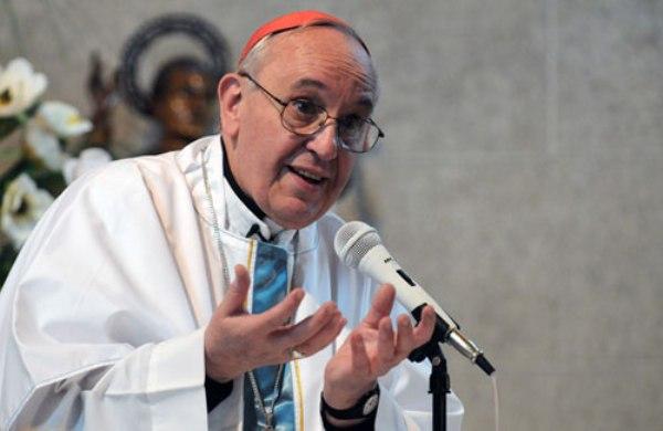 papa Francisco cipriani