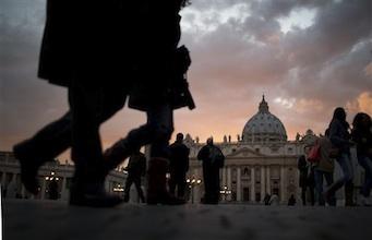 San Pedro. Foto AP/Emilio Morenatti