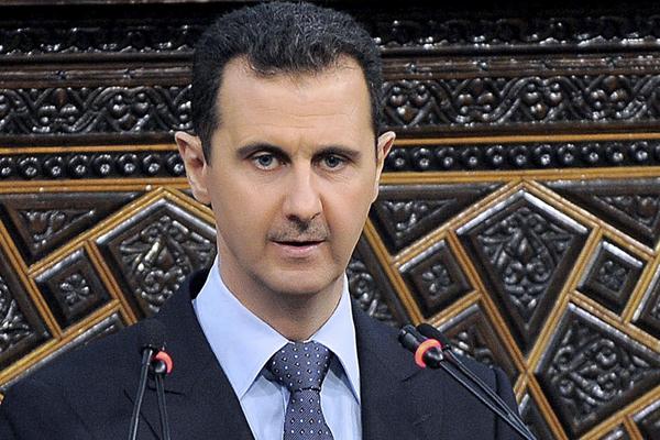 """AL ASAD PROMETE MANO DURA PARA ACABAR CON EL """"TERRORISMO"""" EN SIRIA"""