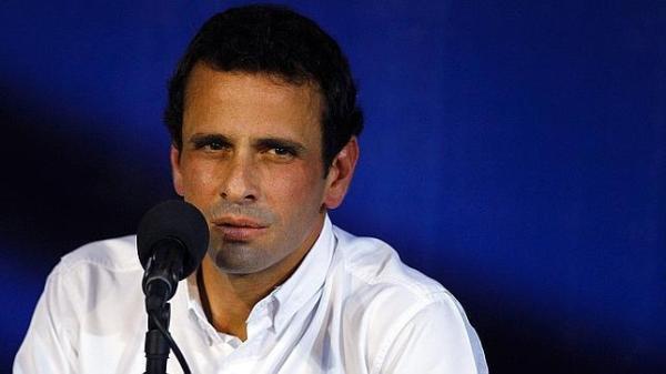 Capriles abril 28