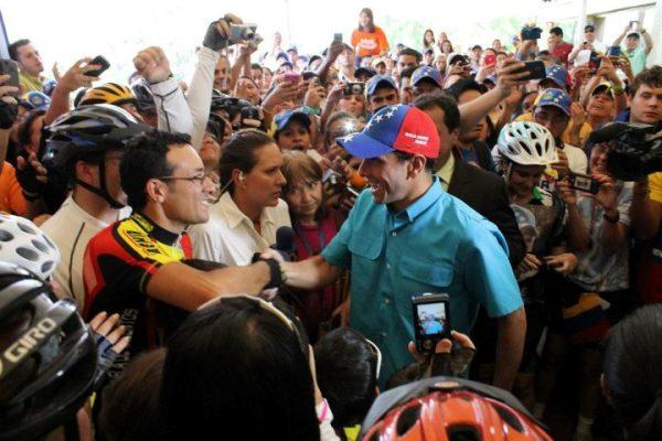 Capriles abril 6