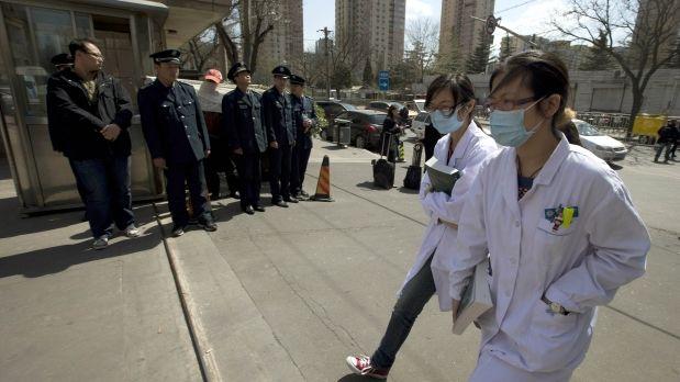 Gripe Aviar en China. Foto de Archivo: La República
