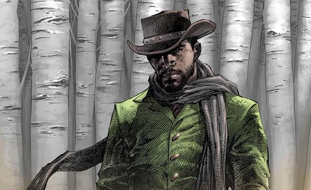 Comic Django