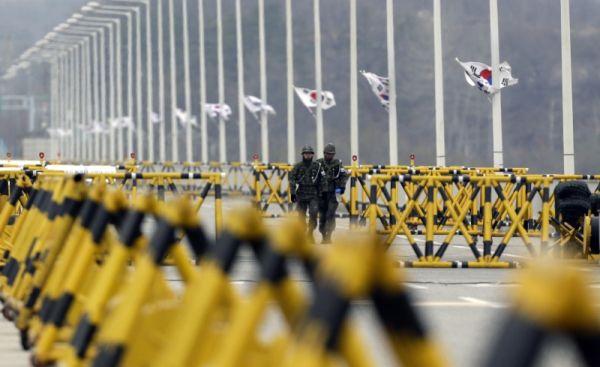Corea del Sur_amenazas