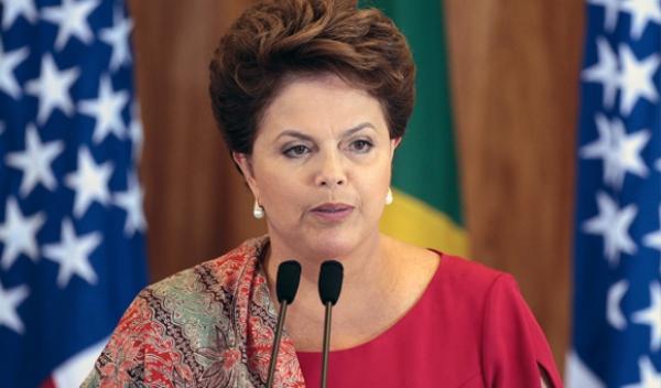 Dilma Rousseff. Foto de Archivo: La República.