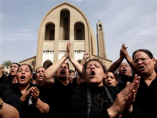 (Foto AP/Amr Nabil)