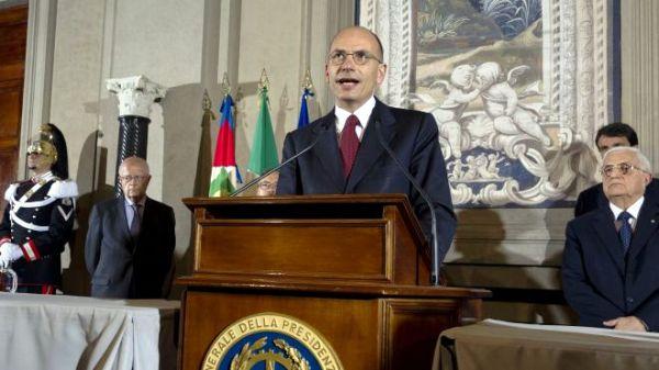 Enrico Letta quirinal