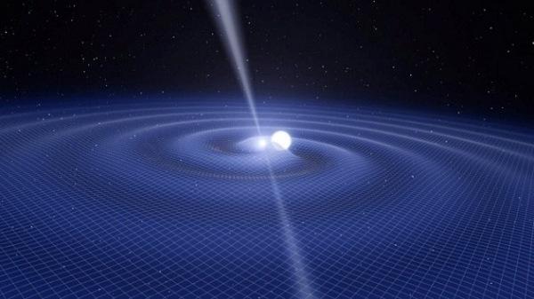 Imagen generada por ordenador facilitada el Observatorio Europeo Austral hoy, jueves 25 de abril de 2013, que recrea una pareja de estrellas identificada a 7.000 años luz de la Tierra. Estas dos estrellas han ayudado a los científicos del Observatorio Europeo Austral a probar la teoría de la relatividad de Einstein en un lugar hasta ahora inédito y en condiciones de fuerza de gravedad extremas, informó hoy la institución científica desde su sede en Garching, al sur de Alemania. EFE