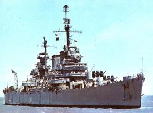 El Crucero argentino General Belgrano